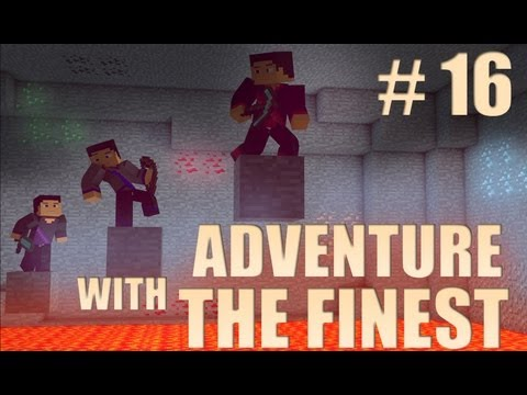 Minecraft Adventure with the Finest - Ep. 16 - COW TIPPING!