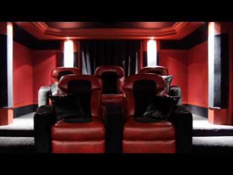 Ultimate Home Theater Rooms Man Caves Youtube