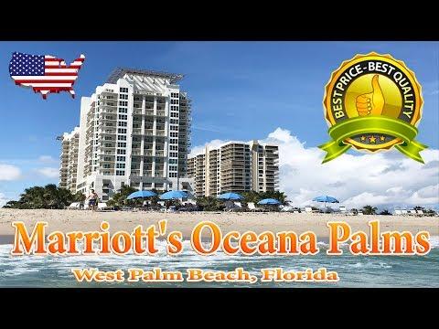 Marriott's Oceana Palms, West Palm Beach,Florida, Hotel Overview
