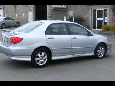 Lovely 2006 Toyota Corolla S   Great Gas Mileage And Sporty!   YouTube