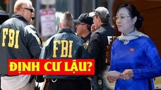 Nguyễn Thị Quyết Tâm qua Mỹ định cư bị FBI áp giải khi hạ cánh xuống sân bay #VoteTv