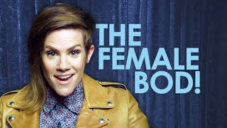 The Female Body is Awesome! (She Said w/ Cameron Esposito & Rhea Butcher)