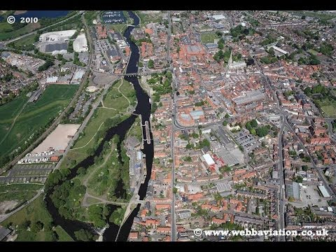 NOC Urban Orienteering event at Newark-on-Trent 18 May 2014