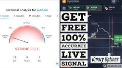 Free Binary Options Live Stream Signal App//  100% Accuracy🔥🔥🔥