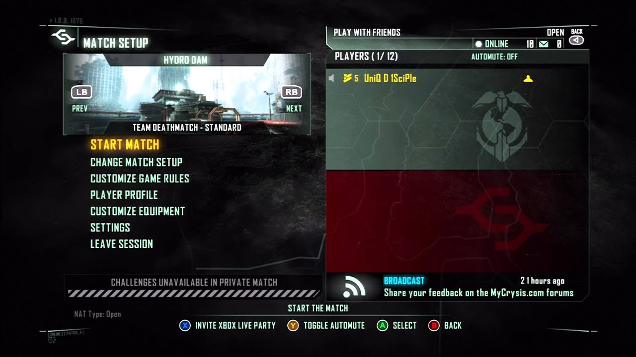 crysis 3 gameplay menu walktrough nanosuit showroom dog tags rh youtube com Crysis 5 Crysis 3 Gameplay
