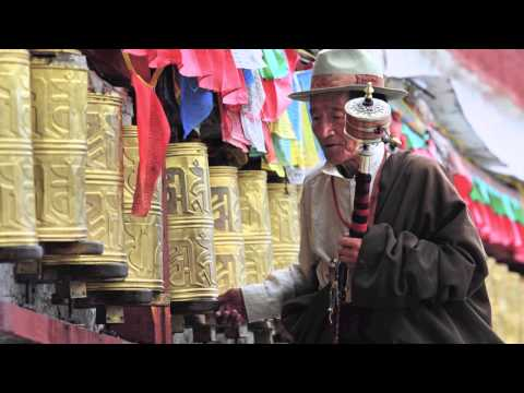 Portala Palace - Tibet - China - UNESCO World Heritage Site