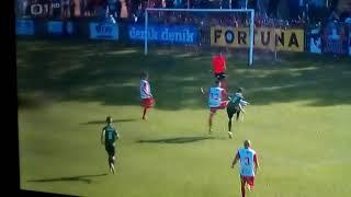 FK Pardubice v FK Jablonec 1:2 (1:0), 1/16-finále MOL Cup 2018/2019