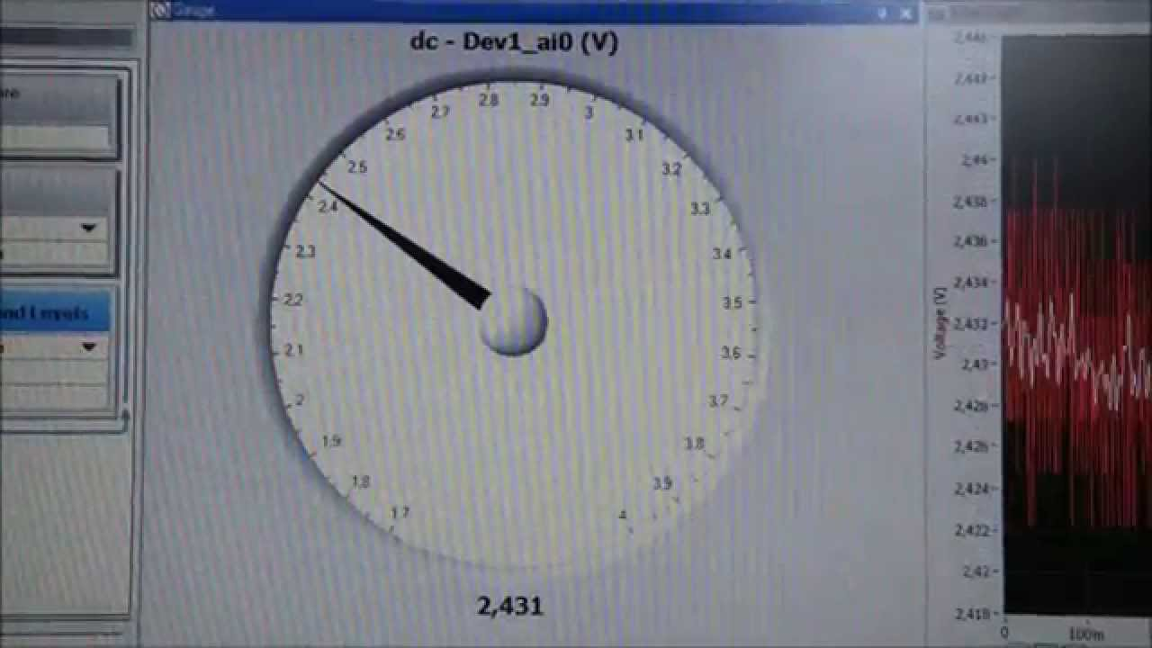 Building a low cost strain gage load cell amplifier – The