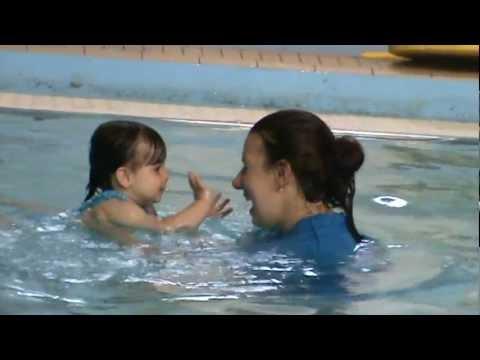 Gia Swimming Lesson 29-2-12