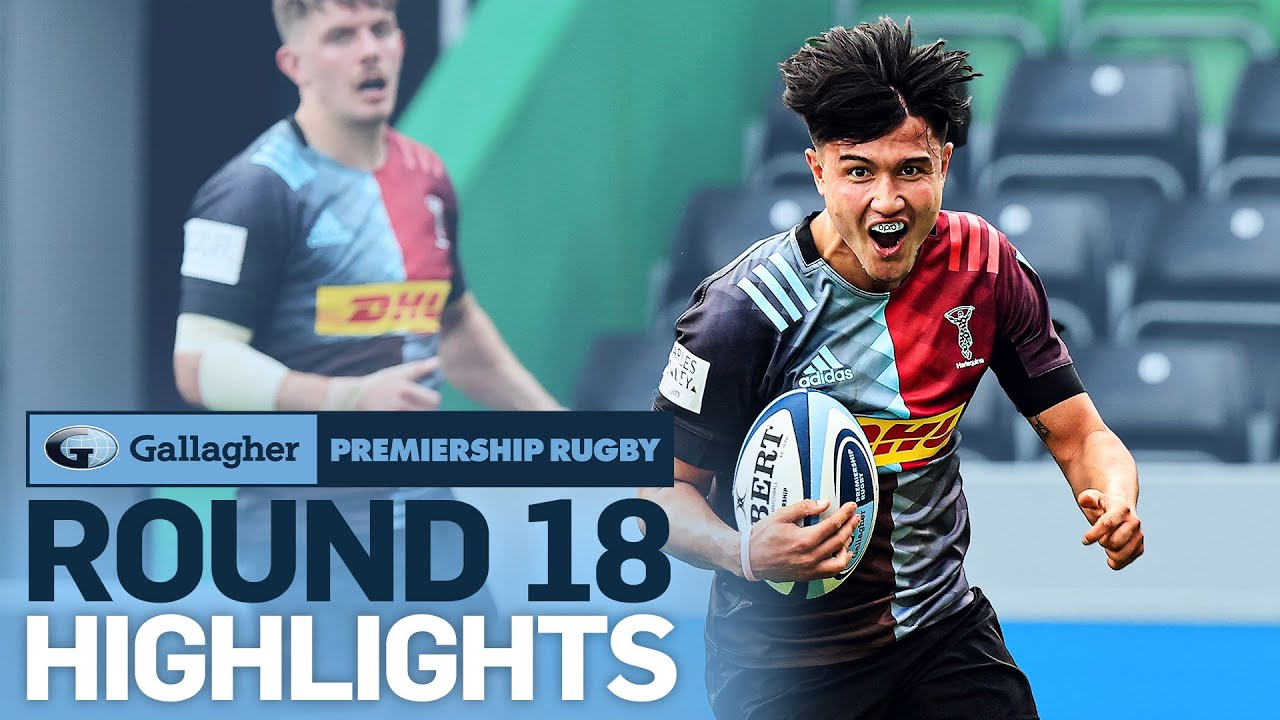Round 18 Extended HIGHLIGHTS | Ridiculous Levels of Running Rugby! | Gallagher Premiership 2020/21