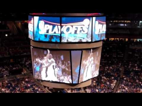 2011 Orlando Magic Playoff introduction