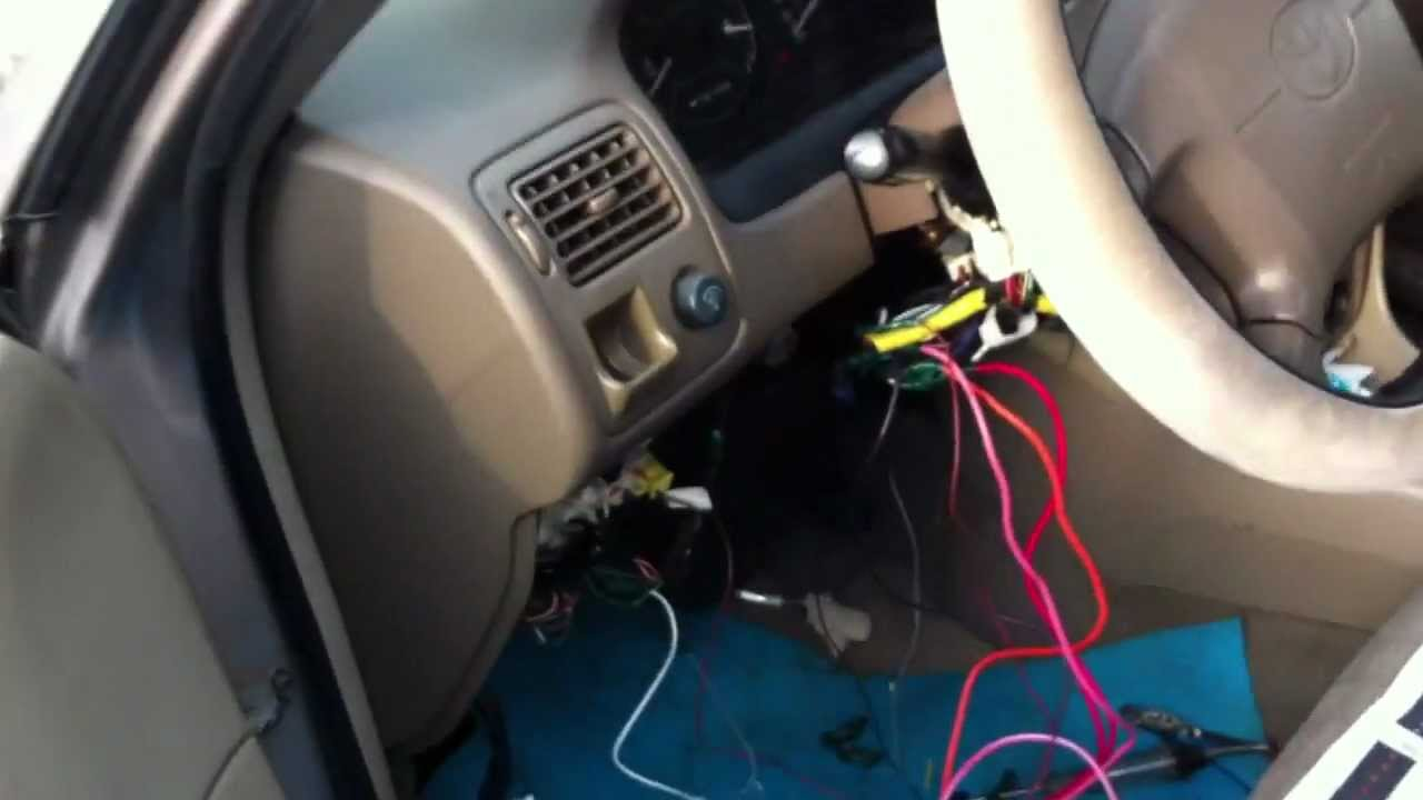 maxresdefault viper remote starter installation youtube vehicle remote starter wiring diagram at mr168.co