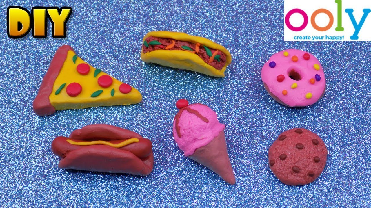Diy cute food erasers how to make easy food erasers with ooly diy cute food erasers how to make easy food erasers with ooly creatibles diy eraser kit solutioingenieria Image collections