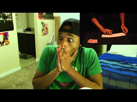 REACTION VIDEO!!! Shin Lim you and these 52 Shades... Messing with my Brain!!