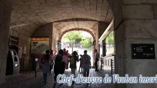 LA CITADELLE ET LES FORTIFICATIONS VAUBAN DE BESANÇON (25)