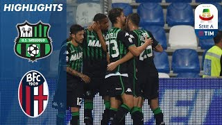 Sassuolo 2 2 Bologna | Late Boateng Penalty Saves Sassuolo From Home Defeat  | Serie A