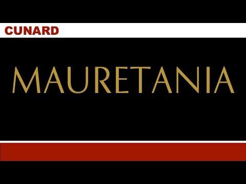 RMS MAURETANIA: Atlantic Greyhound (1907)