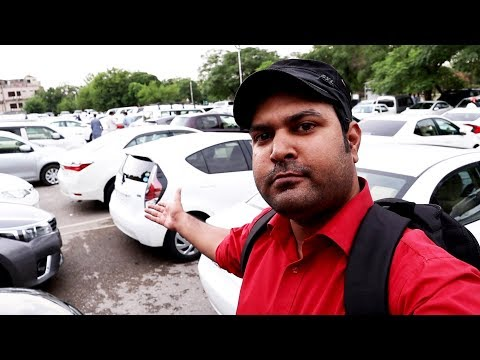 BIGGEST USED CARS BAZAAR IN ISLAMABAD PAKISTAN
