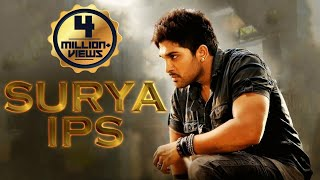 SURYA IPS (2019) New Released Full Hindi Dubbed Movie | New Hindi Movies | South Movie 2019