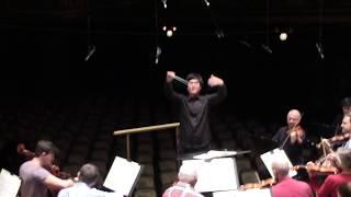 Su-Han Yang conducts Igor Stravinsky: The Firebird - Suite (1919)