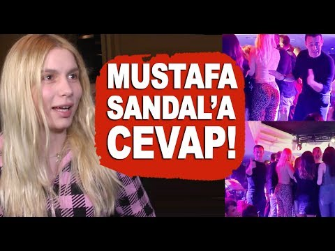 Aleyna Tilki'den Mustafa Sandal'ın dansına cevap! indir