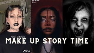 BEST MAKE UP TIKTOK STORY TIME *Completed* 2021