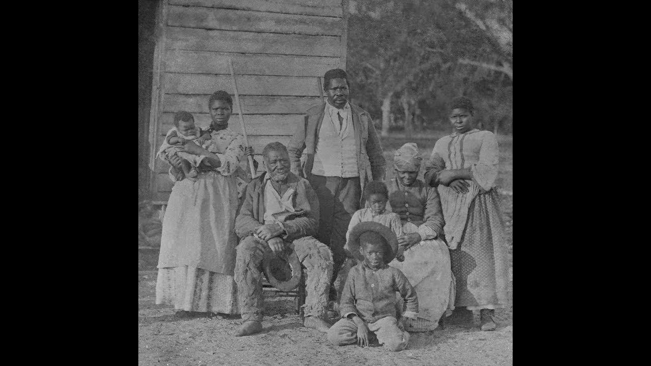 The making of a Negro Slave(2)