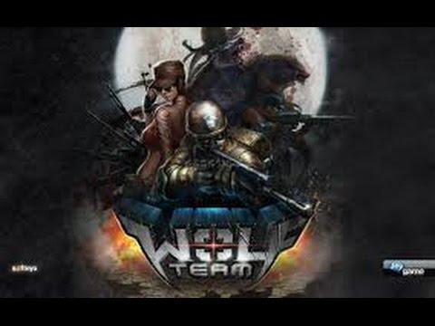 WolfTeam gameplay#2 (ateşin kralı gelsin ulann!!)