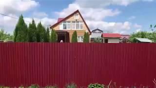 Жилой дом в Московской области, Чехов.