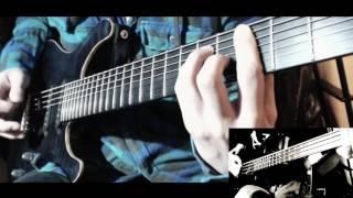 show-yaさんの限界LOVERSをギターとベースでちょこっと弾いてみました。