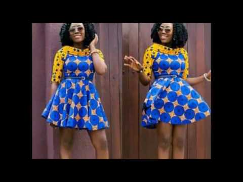 Beauty dress Fashions for Nice Ladies - African Models