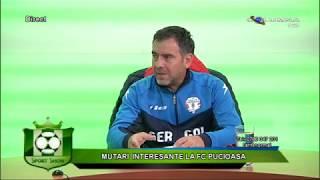 SPORT SHOW Mutari interesante la F.C. Pucioasa