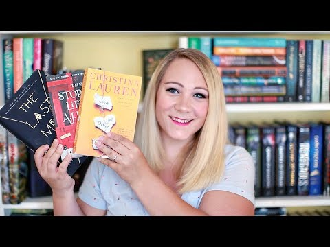 ADULT FICTION MASHUP REVIEW 2!!