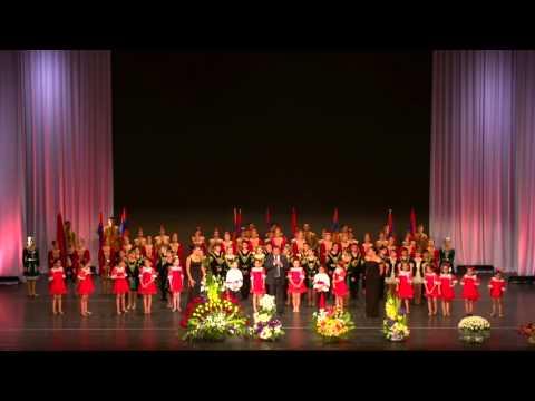 Gevorkian Dance Academy  Concert at the Theatre of Opera & Ballet in Yerevan 2015