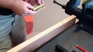 Butt Hinge Installation