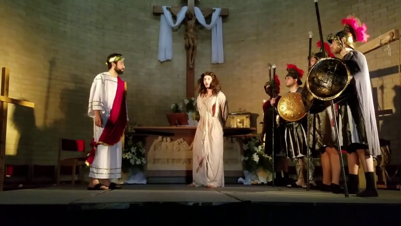 Mother Of Easter Play 2017 Pion