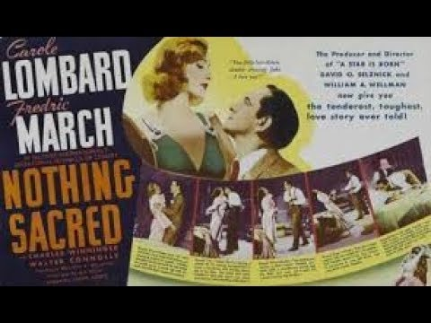 Download Nothing Sacred (1937) Comedy Drama | Full Movie