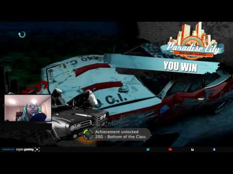 Transporter Gaming Vlog #2: My Trip To Nigeria (While Playing Burnout Paradise on Xbox One)
