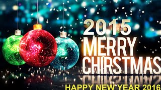Merry Christmas   Top 30 Song Of Christmas remix 2016   The Most Wonderful Christmas Songs