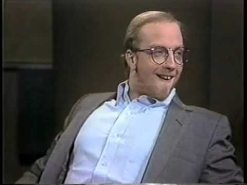 Chris Elliott on Late Night, February 10, 1983