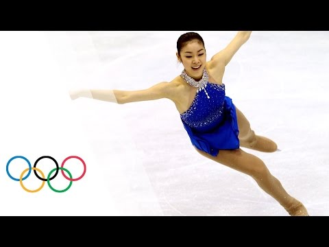Yuna Kim - Free Skate - Ladies' Figure Skating | Vancouver 2