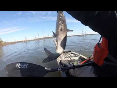 Kayak Fishing Lake Lavon