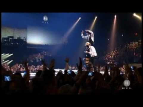 Yolanda Be Cool en vivo - We No Speak Americano en vivo - live direct[THE DOME 55]