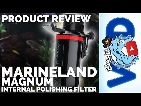 Marineland Magnum Internal Polishing Filter | Product Review | BigAlsPets.com