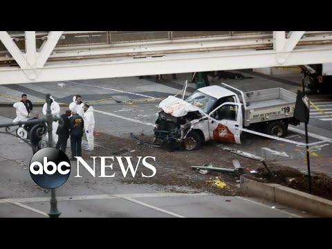 Watch : New York City witnesses deadli...