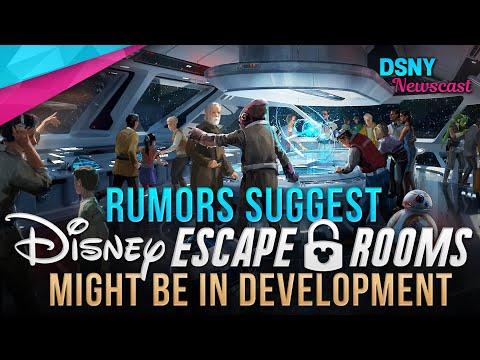 RUMORS Suggest Disney