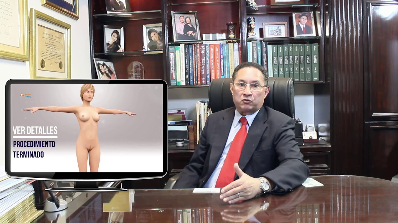 Lipoescultura, por el Doctor Luis Carlos Moreno
