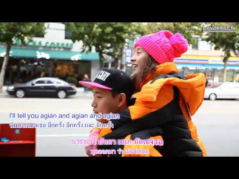 [Thaisub][Karaoke]I Love You Every Day - Lady Jane ft.(VJ) Moday Couple Song