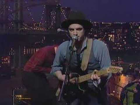 Clap Your Hands Say Yeah on The Late Show