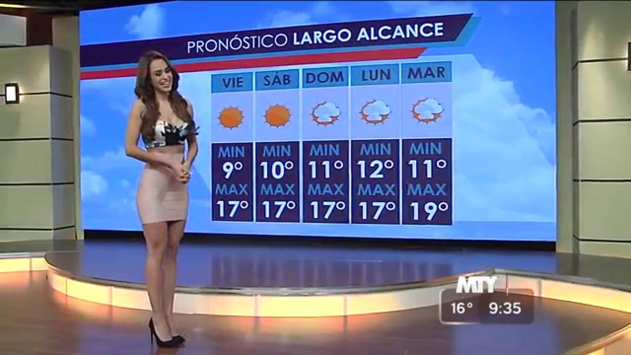 Brasileiro video weather girl oops cock